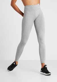 Cotton On Body - ACTIVE CORE - Leggings - mid grey marle - 0