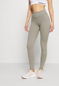 Cotton On Body - ACTIVE CORE - Legging - core steely shadow - 0