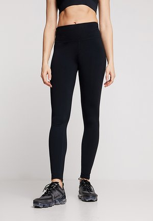 ACTIVE CORE - Legginsy - black