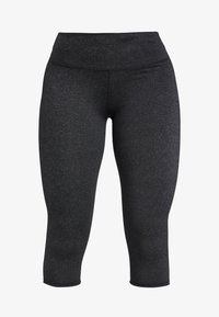 Cotton On Body - ACTIVE CORE CAPRI - 3/4 sports trousers - charcoaly - 5