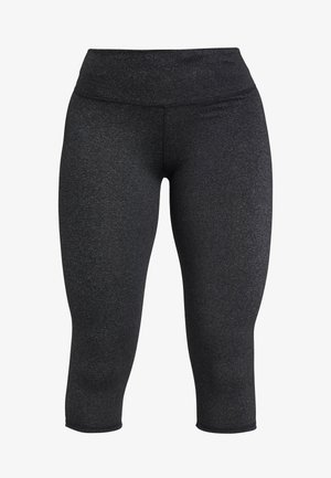ACTIVE CORE CAPRI - Tights - charcoaly