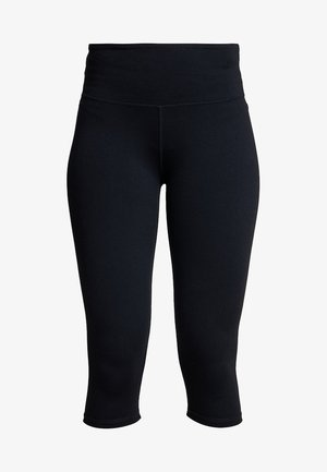 ACTIVE CORE CAPRI - Leggings - black