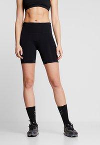 Cotton On Body - ACTIVE CORE BIKE SHORT - Collants - black - 0