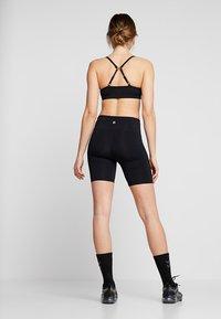 Cotton On Body - ACTIVE CORE BIKE SHORT - Collants - black - 2