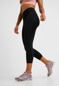 Cotton On Body - ACTIVE CORE 7/8  - Tights - black - 0