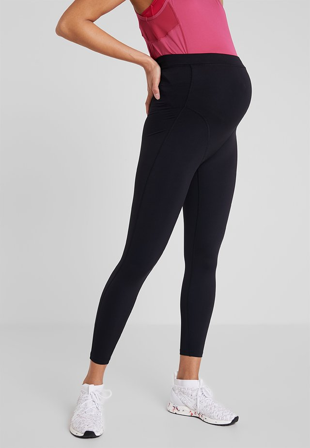 POSTNATAL COMPRESSION - Tights - black