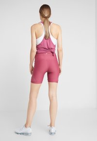 Cotton On Body - PANEL BIKE SHORT - Tights - rose sangria - 2