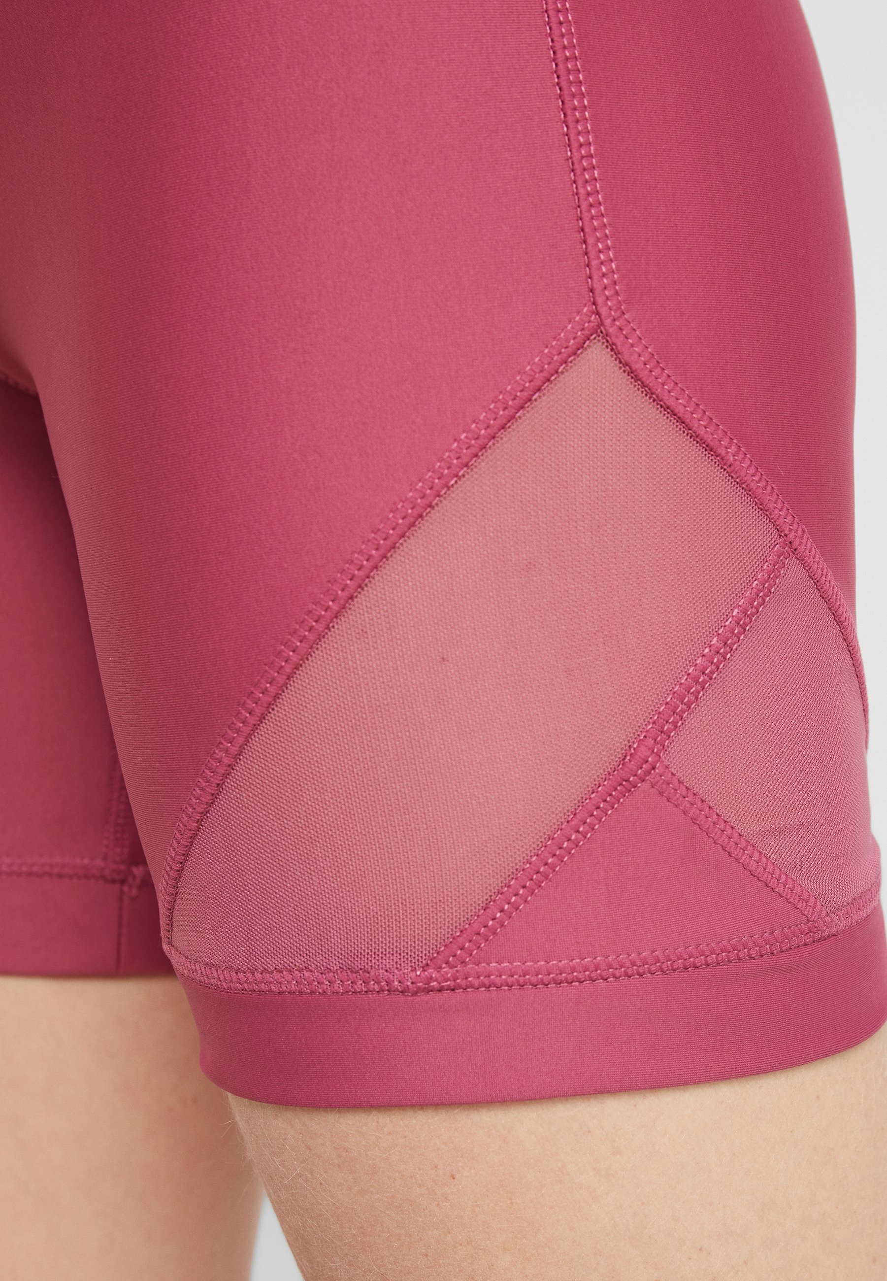 Cotton On Body PANEL BIKE SHORT - Tights rose sangria
