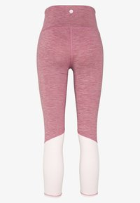 Cotton On Body - SO SOFT 7/8 - Tights - washed rose/marle splice - 1