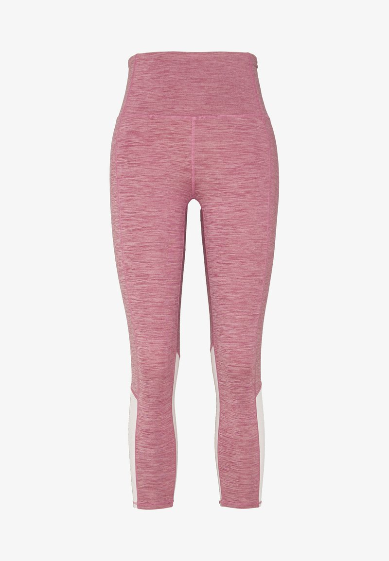 Cotton On Body - SO SOFT 7/8 - Tights - washed rose/marle splice