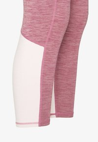Cotton On Body - SO SOFT 7/8 - Tights - washed rose/marle splice - 2