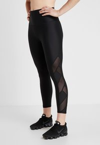 Cotton On Body - CROSS OVER 7/8 - Tights - black - 0