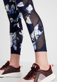 Cotton On Body - CROSS OVER 7/8 - Legging - daze navy - 4