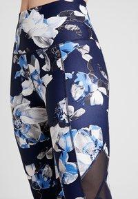 Cotton On Body - CROSS OVER 7/8 - Legging - daze navy - 3