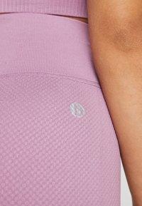 Cotton On Body - SEAMFREE - Collants - mauve tie dye - 4
