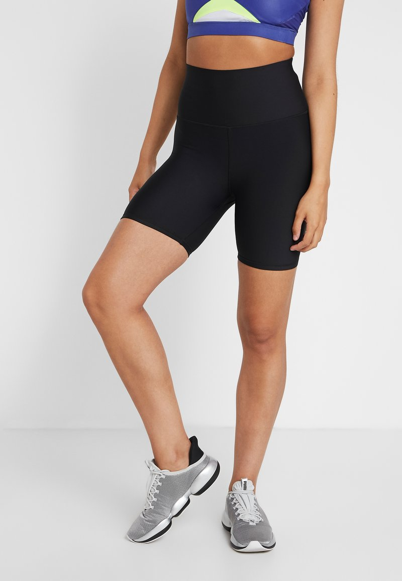 Cotton On Body - ULTIMATE HIGHWAIST SHORT - Tights - black
