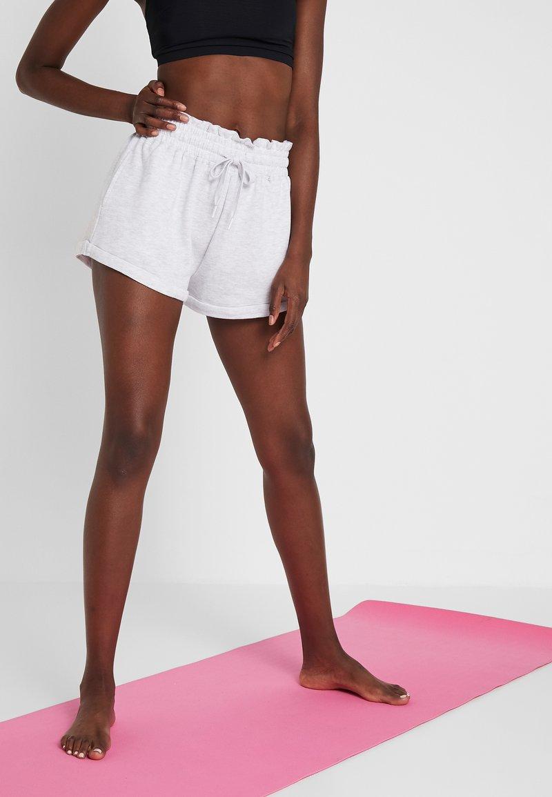 Cotton On Body - WALK SHORT - kurze Sporthose - grey