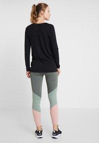 Cotton On Body - MATERNITY SO SOFT  - Leggings - khaki marle - 2