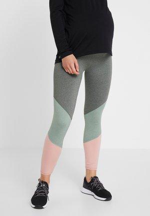 MATERNITY SO SOFT  - Legging - khaki marle