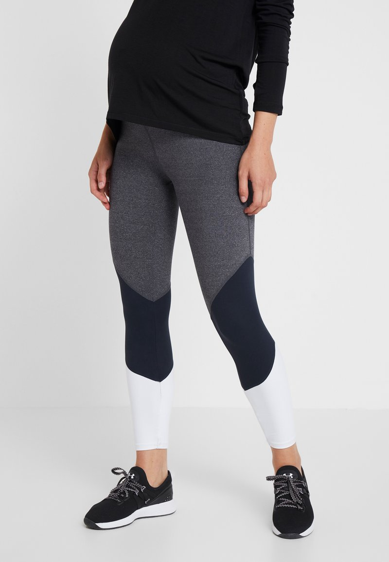 Cotton On Body - MATERNITY SO SOFT  - Tights - black marle