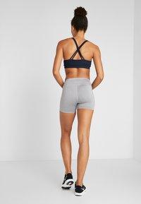 Cotton On Body - HIGHWAISTED SHORT - Leggings - mid grey marle - 2
