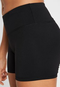 Cotton On Body - HIGHWAISTED SHORT - Tights - black - 4