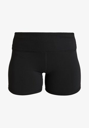 HIGHWAISTED SHORT - Medias - black