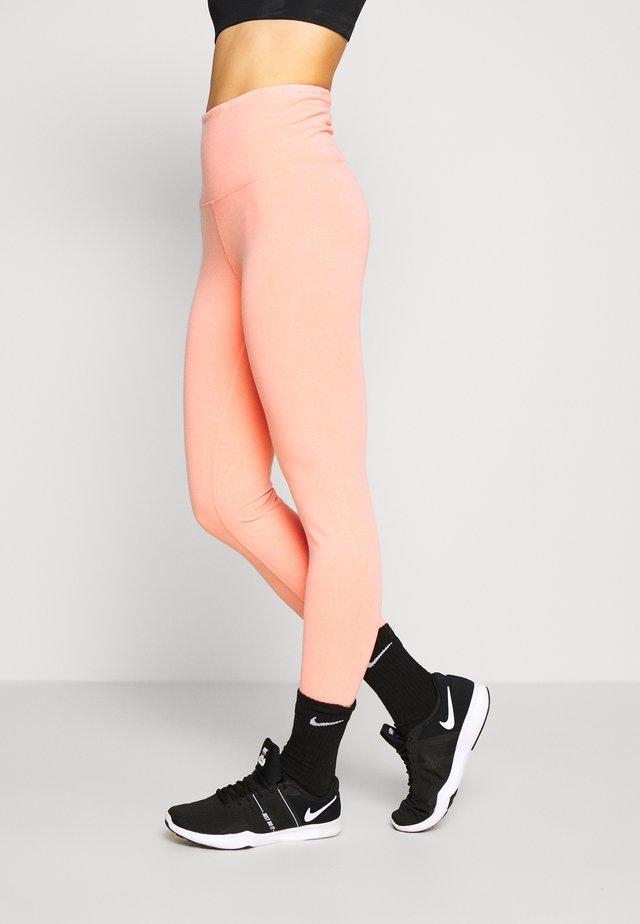 7/8 LEGGINGS - Leggings - peaches cream wash