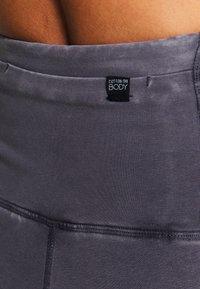 Cotton On Body - 7/8 LEGGINGS - Legging - ash amethyst wash - 4