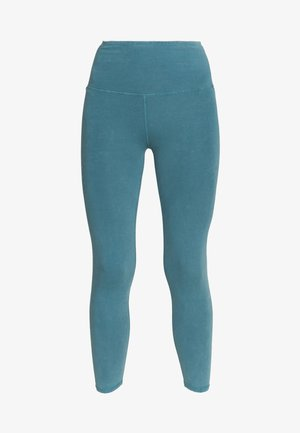 7/8 LEGGINGS - Tights - mineral teal wash