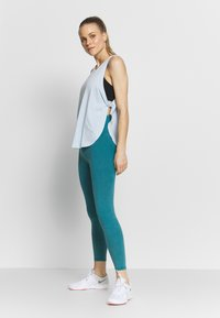 Cotton On Body - 7/8 LEGGINGS - Tights - mineral teal wash - 1