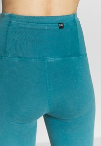 Cotton On Body - 7/8 LEGGINGS - Medias - mineral teal wash - 4