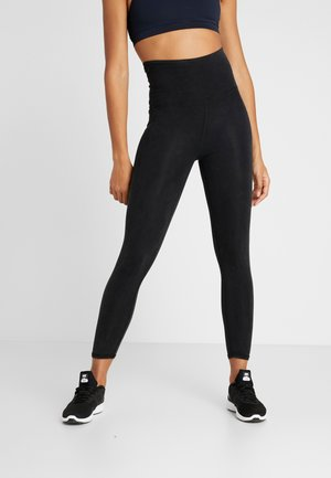 7/8 LEGGINGS - Collant - black