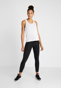 Cotton On Body - 7/8 LEGGINGS - Legging - black - 1