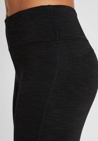 Cotton On Body - LINED - Punčochy - black marle splice - 4