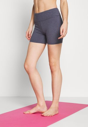 SO SOFT SHORT - Tights - navy