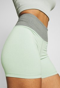 Cotton On Body - SO SOFT SHORT - Medias - watercrest marle/aloe marle - 5