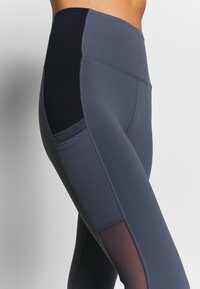 Cotton On Body - POCKET 7/8 - Tights - storm blue/navy - 4