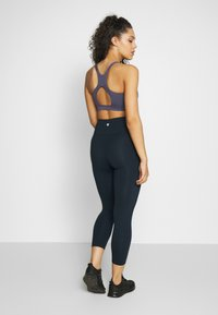 Cotton On Body - ACTIVE CORE CROPPED - Tights - navy - 2
