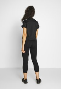 Cotton On Body - ACTIVE CORE CROPPED - Tights - black - 2