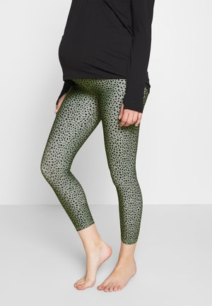 MATERNITY ULTIMATE STUDIO - Tights - green