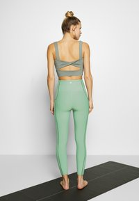 Cotton On Body - CONTOUR - Leggings - steely shadow - 2