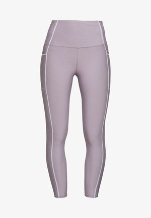 CONTOUR - Tights - faded grape marl