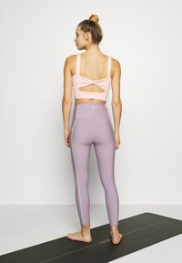 Cotton On Body - CONTOUR - Tights - faded grape marl - 2