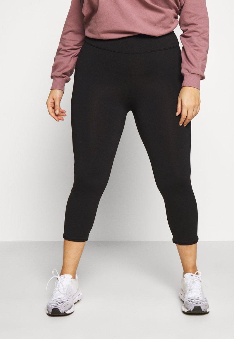 Cotton On Body - CURVE ACTIVE HIGHWAIST CORE - Leggings - black