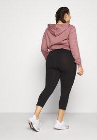 Cotton On Body - CURVE ACTIVE HIGHWAIST CORE - Leggings - black - 2