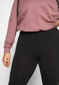 Cotton On Body - CURVE ACTIVE HIGHWAIST CORE - Leggings - black - 4