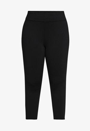 CURVE ACTIVE HIGHWAIST CORE - Collants - black