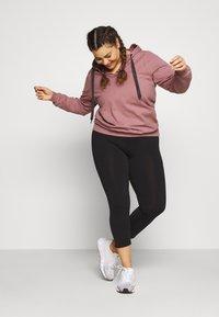 Cotton On Body - CURVE ACTIVE HIGHWAIST CORE - Leggings - black - 1
