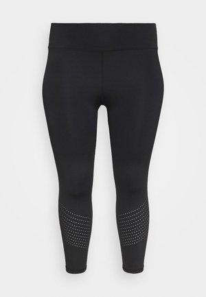 CURVE REVERSABLE - Collants - black